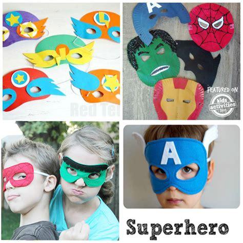 diy mask ideas  kids