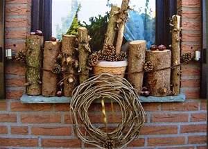 Fensterbank Außen Dekorieren : 57 besten weihnachtsdeko fensterbank bilder auf pinterest weihnachtszeit merry christmas und ~ Eleganceandgraceweddings.com Haus und Dekorationen