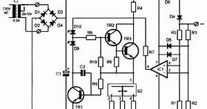 Super Ni Cd Battery Charger 12 18v Circuit Diagram