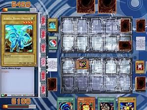 Free Download Game Yu Gi Oh 5du2019s Power Of Chaos Yusei
