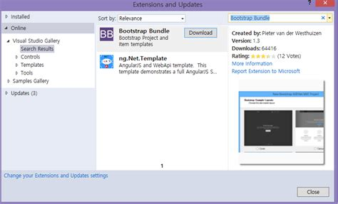 How To Install Bootstrap Template by Customizing Asp Net Mvc Bootstrap Templates