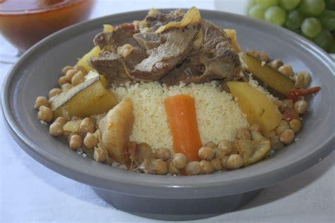 cuisiner à la vapeur couscous algerien