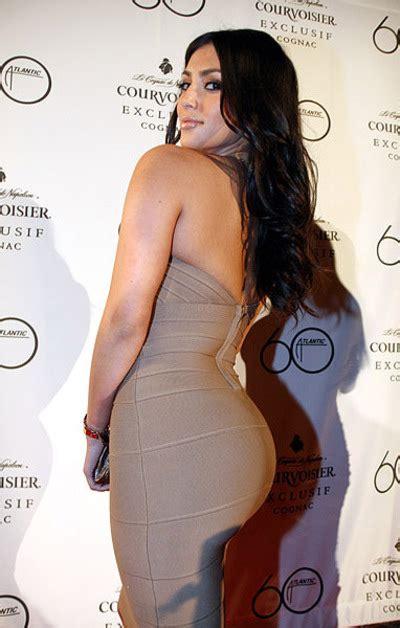 Photos: Kim Kardashian & Blacc Chyna Booty Pics rom Instagram | BSO
