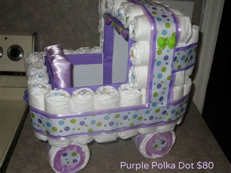 pram diaper cake instructions diaper cakes pinterest