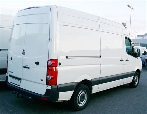 volkswagen crafter back file vw crafter rear 20071215 jpg wikimedia commons