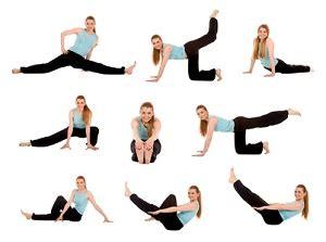 thuis fitness schema