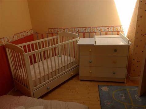 occasion chambre bébé chambre bebe garcon aubert clasf
