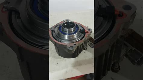 failed  toyota sienna rear differential coupler youtube