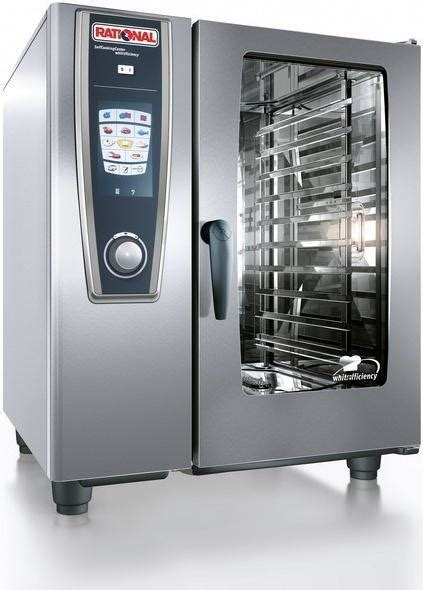 rational cuisine rational scc101 electric self cooking center available