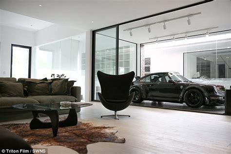 Car In Living Room On Hyundai Self Driving Car Interior Is