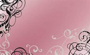 Pink And Black Wallpaper Designs 2 Desktop Background ...