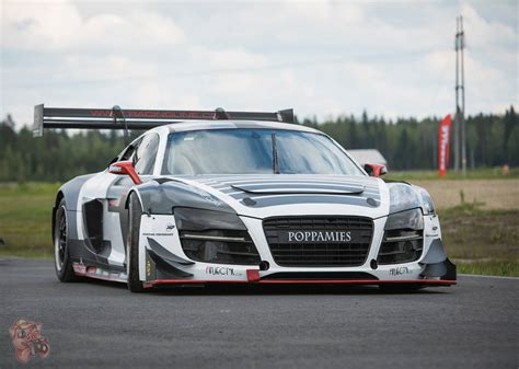 Audi R8 With A Twin-turbo V10