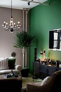How, To, Use, Green, In, Black, U0026white, Room