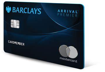 barclays arrival premier world elite mastercard