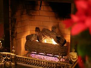 free christmas fireplace wallpaper 2017