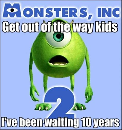 monsters inc quotes leave the puce