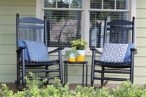 front porch chairs home updates ii carolina charm