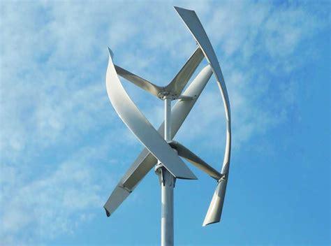 wind turbine design new wind turbine is silent sleek and designed to catch