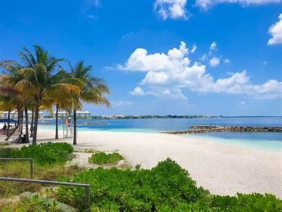 Nassau Beach Bahamas Sandals Beaches Montagu Montague
