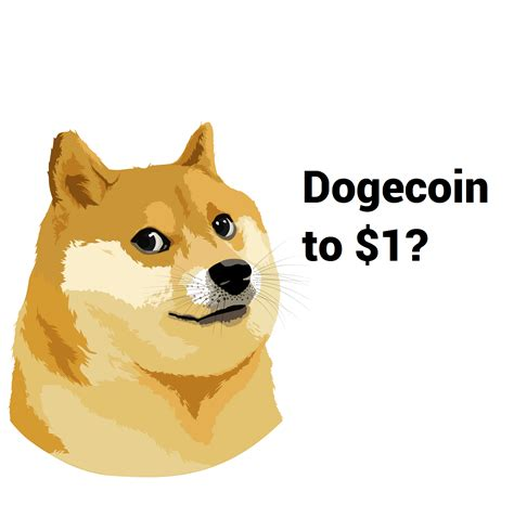 Will Dogecoin Reach $1 by 2021? The Facts! - Blockoney