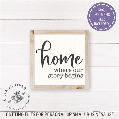 Home Where Our Story Begins Svg  Farmhouse Style  Rustic. Gold Medal Banners. Paint By Number Murals. Preeclampsia Awareness Signs Of Stroke. Peristalsis Signs. Ooli Murals. Get Vinyl Stickers Made. Garlic Honey Signs. Western Michigan Stickers