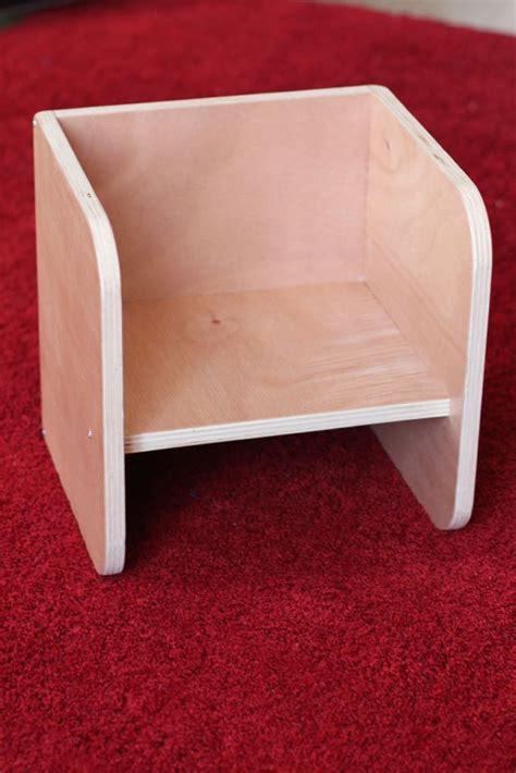 chaise montessori chaise évolutive la boite à bidouilles