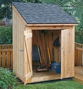storage shed plan  garden shed