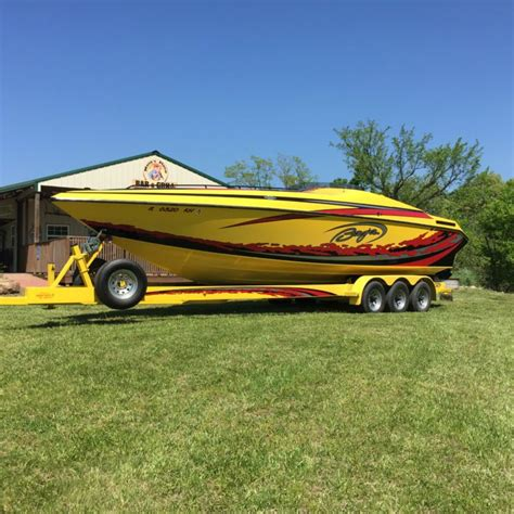 Ebay Motors Baja Boats by 1990 Baja 32 Outlaw Power Boat Donzi