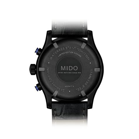Mido Multifort M005 417 36 051 20 mido multifort chronograph quartz m005 417 36 051 30