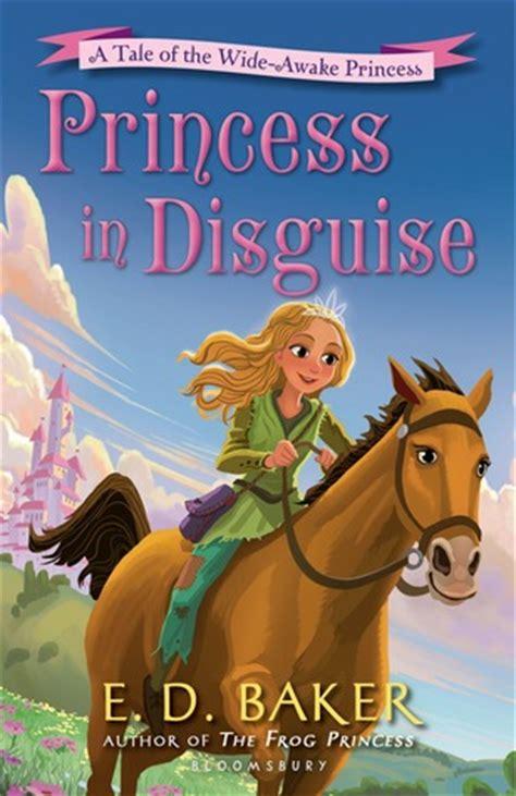 princess  disguise  wide awake princess   ed baker