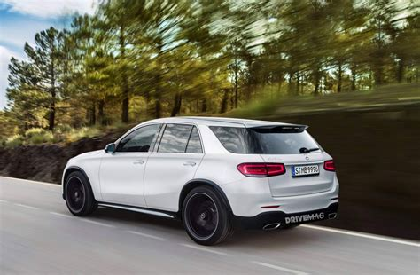 generation  mercedes benz gle rendered  amg