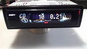 Sony Cdx-m600r