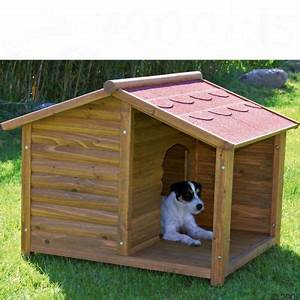 dog kennel trixie natura log cabin with porch free pp gbp29 With log cabin dog kennel