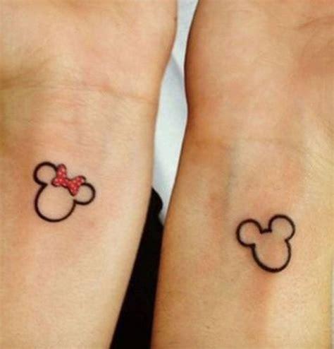idees de tatouages  faire en couple