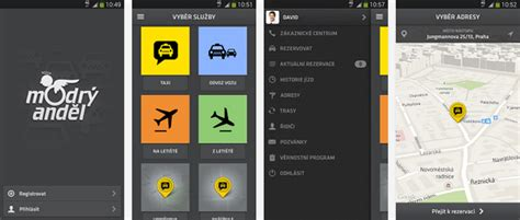 tried tested 5 prague taxi apps prague republic