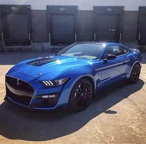 Velocity Blue GT500 First Look | 2015+ S550 Mustang Forum (GT, EcoBoost, GT350, GT500, Bullitt ...
