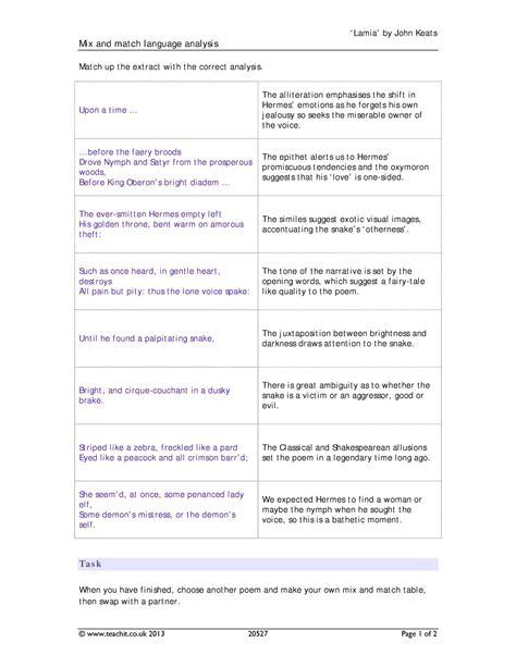 Worksheet Prufrock Analysis Worksheet Worksheet Fun Worksheet Study Site