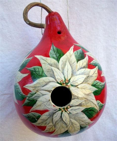 christmas gourds crafts 147 best images about painted gourds on penguins gourd crafts and bird houses