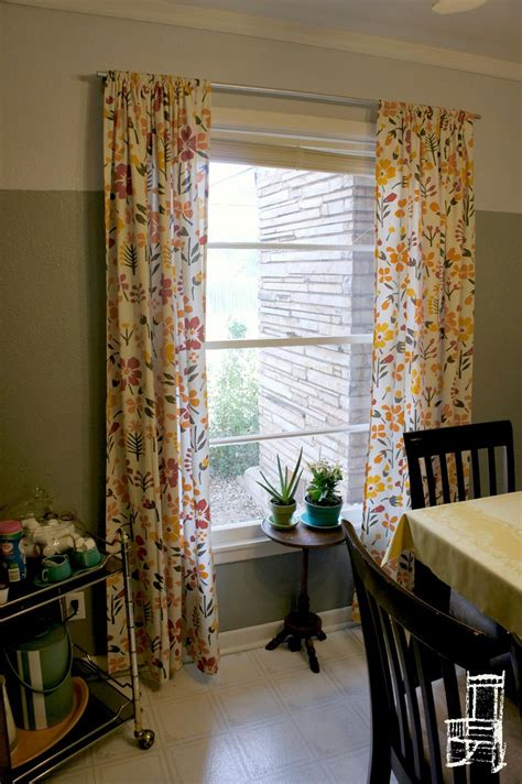 sps dining room curtains  front poarch
