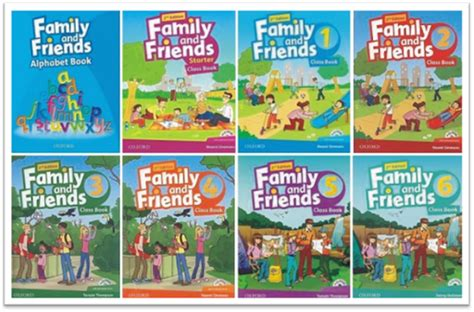 Dvd Ebook Family And Friends 2nd Edition 7 Levels The