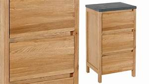 Petit Meuble Bas : meuble bas de rangement pour salle de bain ~ Teatrodelosmanantiales.com Idées de Décoration