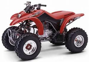 Honda Trx250ex Sportrax Atv 2001