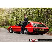 The Real Red Panther…80s Inspired Lotus Elite  SuperFly