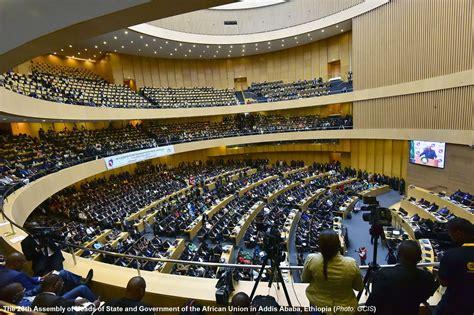 african union leaders chose chads moussa faki mahamat