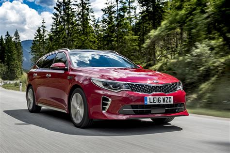 kia optima sportswagon estate gt   review pictures