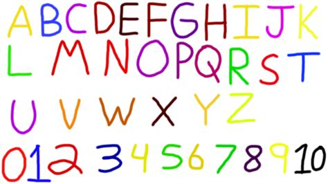 letters to numbers san marcos library childrens corner october 2014