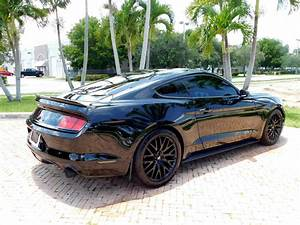 Used 2016 Ford Mustang GT Premium Coupe for Sale in Miami FL 33186 Lycan Motorsports