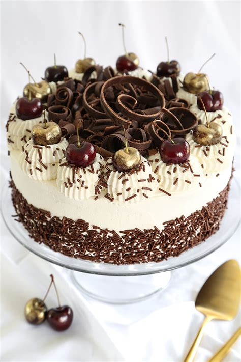 Permalink to Cake Recipe Black Forest