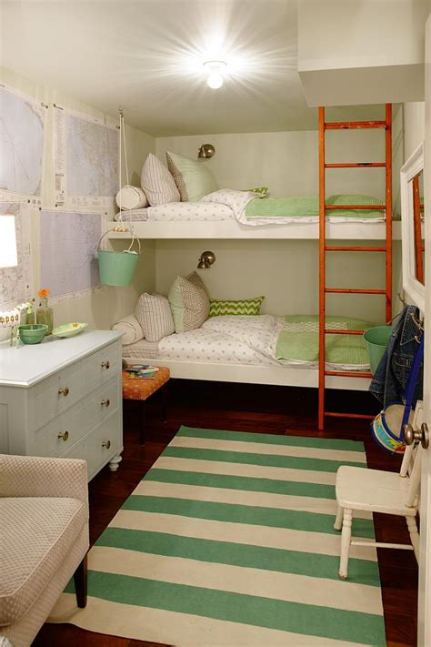 kids bedroom bunk sarah richardson design