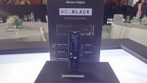 WD Black SN750 NVMe SSD with storage as much as 2TB ...
